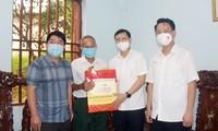 越南各地举行多项活动,对为国立功者、政策优抚家庭表示感恩