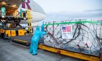 三百万剂莫德纳疫苗运抵越南
