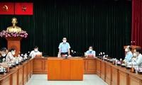 胡志明市居民每天18时至第二天6时不得外出