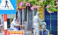 7月26日上午,越南新增2708例新冠肺炎确诊病例