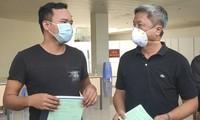 胡志明市新增治愈出院3850人  卫生部再建三个重症监护中心