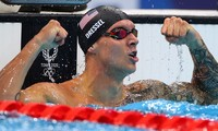 2020东京奥运会:美国超越日本,位居金牌榜第二位