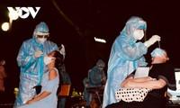 8月2日上午,越南新增3201例新冠肺炎确诊病例