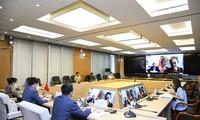 加强越南国会在实施可持续发展目标中的作用