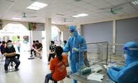 河内市进行大规模新冠病毒检测