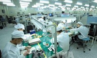 越南电子产业吸引外国投资者