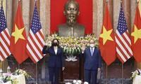 越南一直将美国视为最重要的合作伙伴之一