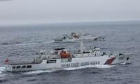 美国国防部:中国新修订法律对东海航行自由构成威胁