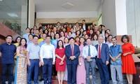 越南之声广播电台对外广播助力深广融入国际