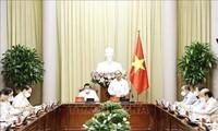 越南国家主席阮春福:对法治国家的研究要进一步升级