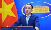 越南外交部例行记者会:越南一些广受关注的外交活动