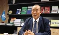 世卫组织驻越南首席代表朴启东: 越南对 新冠肺炎大流行病 的紧急应对战略是有力且正确的
