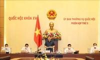 越南第十五届国会常委会第三次会议开幕
