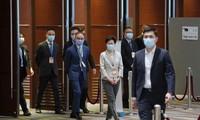 中国香港举行2021年选举委员会选举