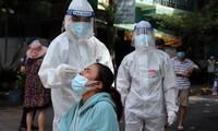 9月19日,越南有9137名新冠肺炎患者治愈出院