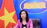 出于和平与发展目的,越南愿分享信息并进行合作