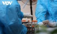 越南最近24小时新增9472例新冠肺炎确诊病例