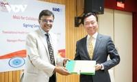 越南研发的Nanocovax疫苗在印度进行免疫原性测试