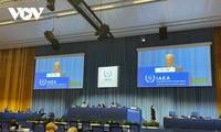 越南支持和平、可持续发展和利用核技术