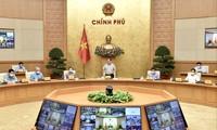 越南政府总理范明政:将在9月30日前逐步放宽社会隔离控制