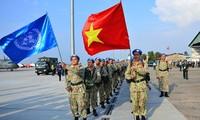 越南将继续为联合国在南苏丹的维和努力作出积极贡献