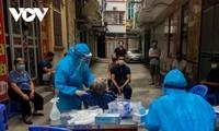 9月28日,越南治愈出院病例近2.15万例