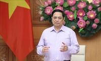 范明政总理:加快进度,确保质量,并与打击公共投资中的腐败和小集团利益相结合