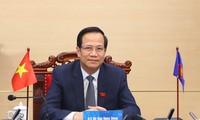 越南相信东盟将在不久的将来渡过疫情难关