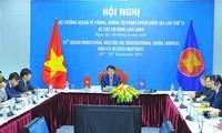 东盟和越南重视与对话国扩大合作关系
