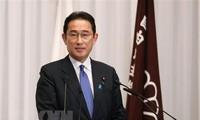 岸田文雄当选日本自民党新总裁并将出任首相