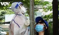 10月3日,越南单日治愈病例又创新高,达28859例
