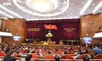 阮富仲:力争基本控制疫情,恢复并发展经济社会