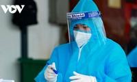 10月7日,越南有1402名新冠肺炎患者治愈出院