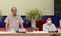 国家主席阮春福:越南企业家团结努力克服困难发展国家