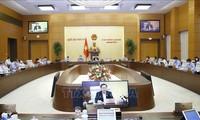 国会常委会第4次会议:抓紧制定经济重建和恢复方案