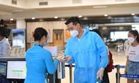河内市允许国内客运航班往返本市