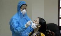 10月13日,越南有1191名新冠肺炎患者治愈出院