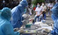 10月19日越南新增新冠肺炎确诊病例3034例