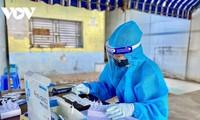 10月21日,越南有1541名新冠肺炎患者治愈出院
