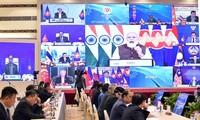 越南建议印度支持并参与东盟维护东海和平、安全与稳定的努力