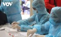 最近24小时,越南新增4892例新冠肺炎确诊病例