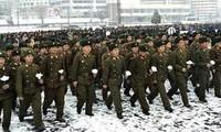 Upacara belangsungkawa kenegaraan terhadap Almarhum pemimpin RDR Korea Kim Jong Il