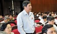 MN Vietnam membahas RUU tentang Pendidikan Tinggi dan RUU tentang Serikat Buruh