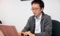 Ando Katsuhiro, seorang pria Jepang yang mencintai warisan budaya Vietnam