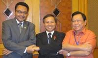 Memperkuat kerjasama antara Badan Sekretariat ASEAN dan AIPA