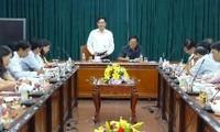 Evaluasi sementara atas Program Target Nasional tentang Pembangunan Pedesaan Baru di daerah Vietnam Selatan