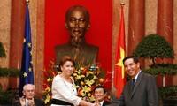 Bank Investasi Eropa memberikan pinjaman sebanyak Euro 150 juta kepada Vietnam