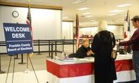 Pemilu Amerika Serikat: upaya para capres pada detik-detik terakhir