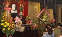 Upacara Haul ke-33 Almarhum Presiden Ton Duc Thang