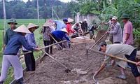 Menciptakan kebulatan pendapat untuk membangun pedesaan baru